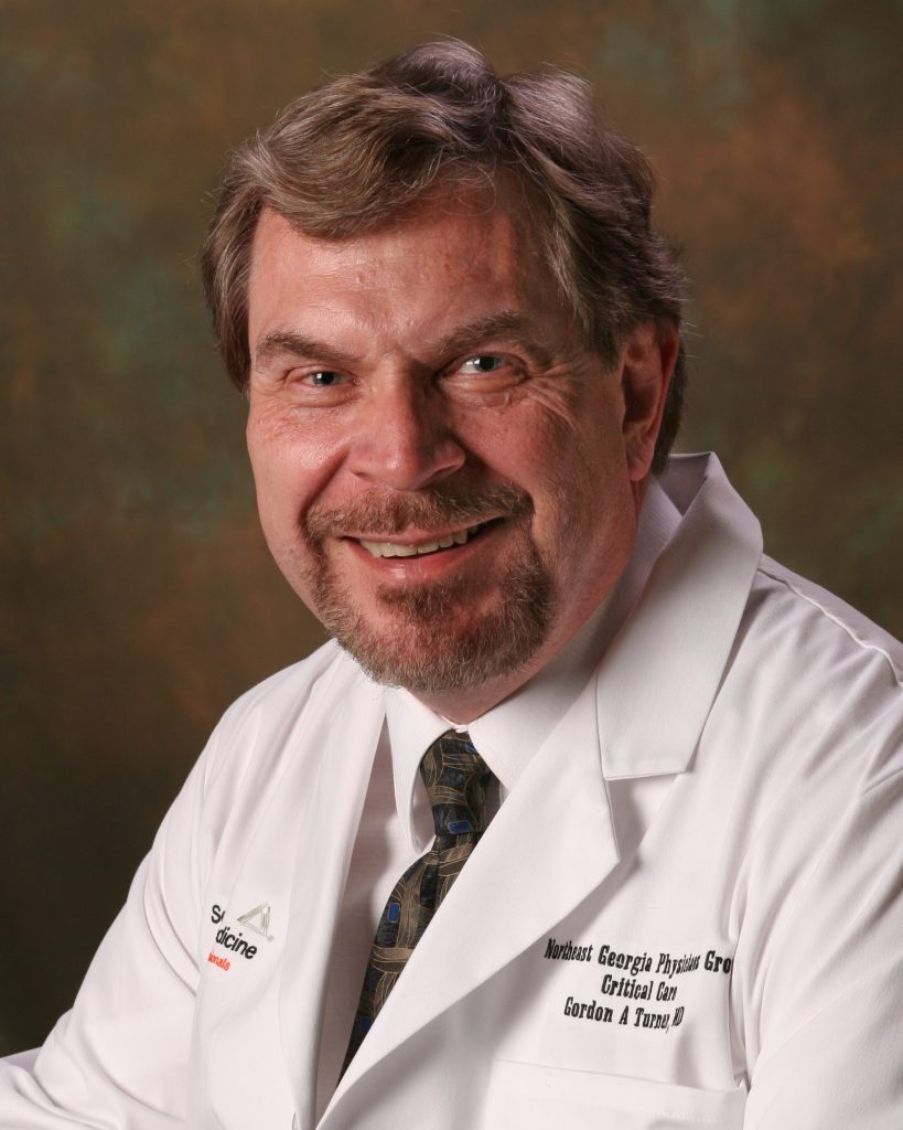 Gordon Turner, MD